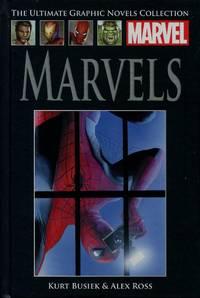 image of Marvels (Marvel Ultimate Graphic Novels Collection)