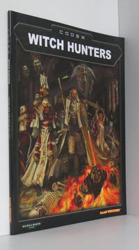 image of Witch Hunters Codex Warhammer 40,000 40K
