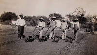 Photo Album Detailing Projects of the Medina County Irrigation Company