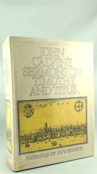 John Calvin's Sermons on Timothy and Titus