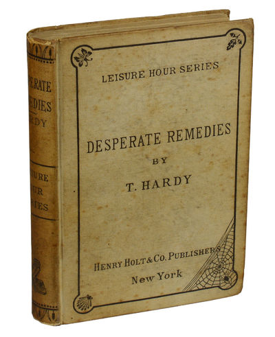 New York: Henry Holt and Company, 1874. First Edition. Hardcover. Good. First American edition, firs...