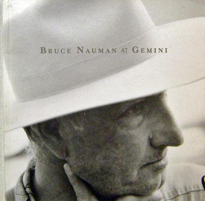 Los Angeles: Gemini G. E. L., 2007. First edition. Paperback. Fine. Small square paperbound quarto. ...
