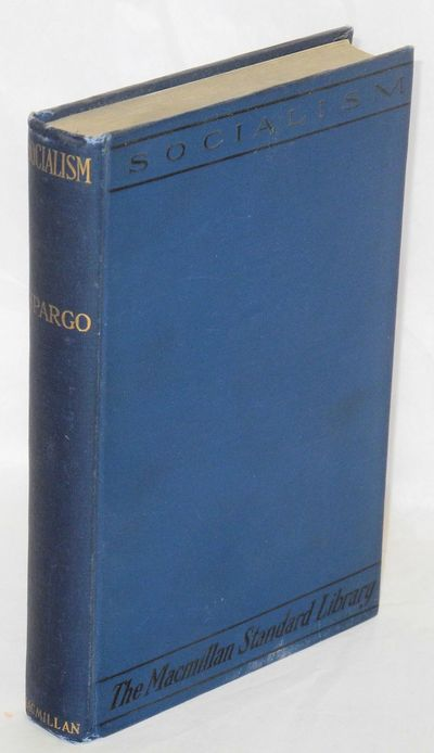 New York: The Macmillan Company, 1912. xiv, 349p., lightly worn blue boards, first published in 1906...