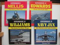 image of Nellis: the home of Red Flag, with, Edwards: home of the right stuff,  with, Navy Jax: sub-hunters and light strikers, with, Williams: the quest  for silver wings [4 books]