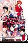 Rurouni Kenshin Vol 8