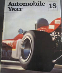 Automobile Year No.18. 1970/71 edition by  Douglas Armstrong - Hardcover - 1970 - from Chapter 1 Books (SKU: 2ni)