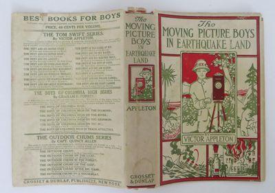Grosset & Dunlap, 1913. 1st Edition. Hardcover. Fine/Near Fine. A fine first edition in a near fine ...