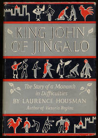 image of King John of Jingalo: The Story of a Monarch in Difficulties
