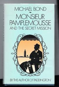 image of Monsieur Pamplemousse and The Secret Mission