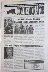 image of The Commemorator. Vol. 12 no. 1 (October 2002)