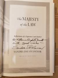 image of The Majesty of the Law (SIGNED)