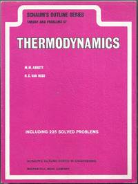 Schaum's Outline Series. Theory and Problems of Thermodynamics