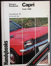 image of Ford Capri from 1968 Handybook