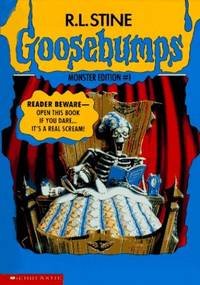 image of Goosebumps: Monster Edition #1