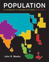 Population : An Introduction to Concepts and Issues