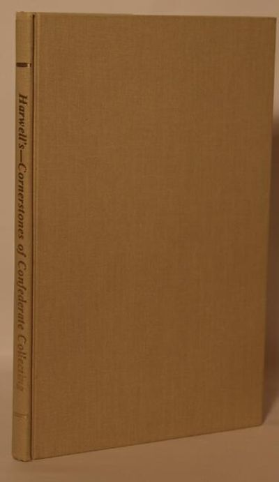 Wendell, North Carolina: Broadfoot's Bookmark, 1982. Third Edition. Fine in tan linen covered boards...