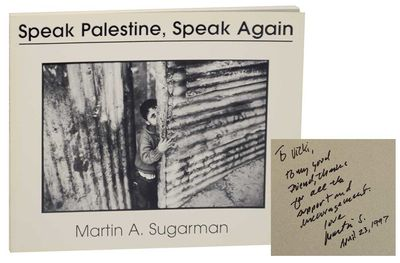Malibu, CA: Sugarman Productions, 1997. First edition. Oblong softcover. Brief text by Sugarman. A c...
