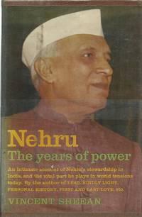 Nehru: The Years of Power