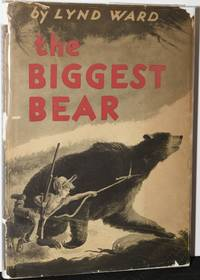 THE BIGGEST BEAR (Signed, First Edition)