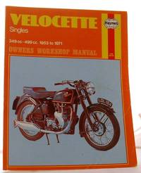 image of Velocette Singles Owner's Workshop Manual  349cc 499cc 1953-1971