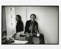 Original photograph of Miles Davis, 1971 by  Miles (subject); Jim Marshall (photographer) Davis - 1990 - from Royal Books, Inc. (SKU: 141834)