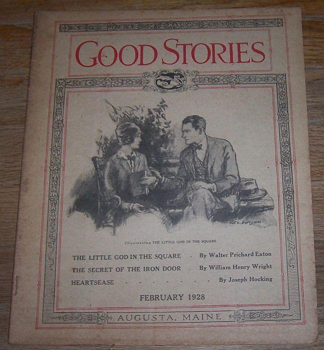GOOD STORIES MAGAZINE FEBRUARY 1928, Good Stories