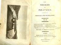 image of New Voyages and Travels; Consisting of Originals and Translations. Vol. III