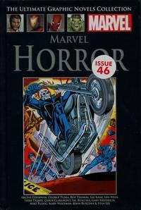 image of Marvel Horror (Marvel Ultimate Graphic Novels Collection)