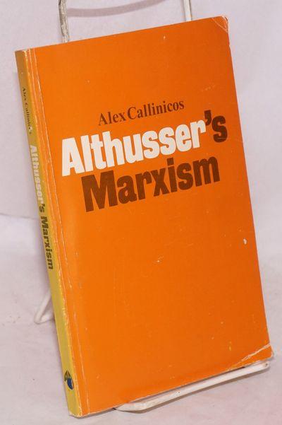 London: Pluto Press, 1976. Paperback. 133p., conclusion, postscript, references, biography, bibliogr...