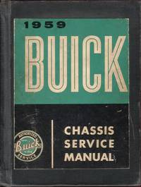 1959 Buick Chassis Service Manual