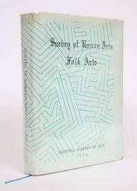 image of Survey of Korean Arts: Folk Arts