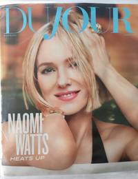 Dujour Magazine (Summer, 2019) Naomi Watts Cover