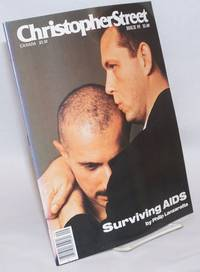 Christopher Street: vol. 8, #9, whole issue #93, October 1984; Surviving AIDS