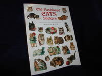 image of Old-Fashioned Cats Stickers: 93 Full-Color Pressure-Sensitive Designs