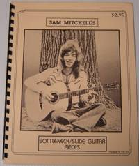 Sam Mitchell's Bottleneck / Slide Guitar Pieces, the Book for KM129