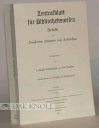 Wiesbaden: Otto Harrassowitz, 1968. stiff paper wrappers. Erasmus. thick 8vo. stiff paper wrappers. ...