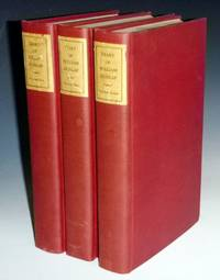 Diary of William Dunlap (1766-1839): The Memoirs of a Dramatist, Theatrical Manager, Painter Critic, Novelist, and Historian (3 Volume set) Limited to 100 Copies