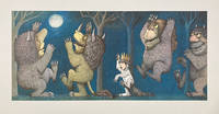 image of Where The Wild Things Are: Howling at the Moon - Print