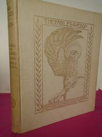 THE FABLES OF AESOP Illustrated with 25 drawings in Colour By Edward J, Detmold.