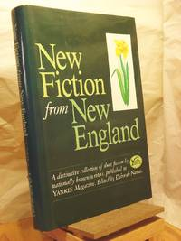New Fiction from New England
