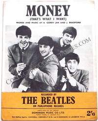 Money (That's What I Want) Sheet Music