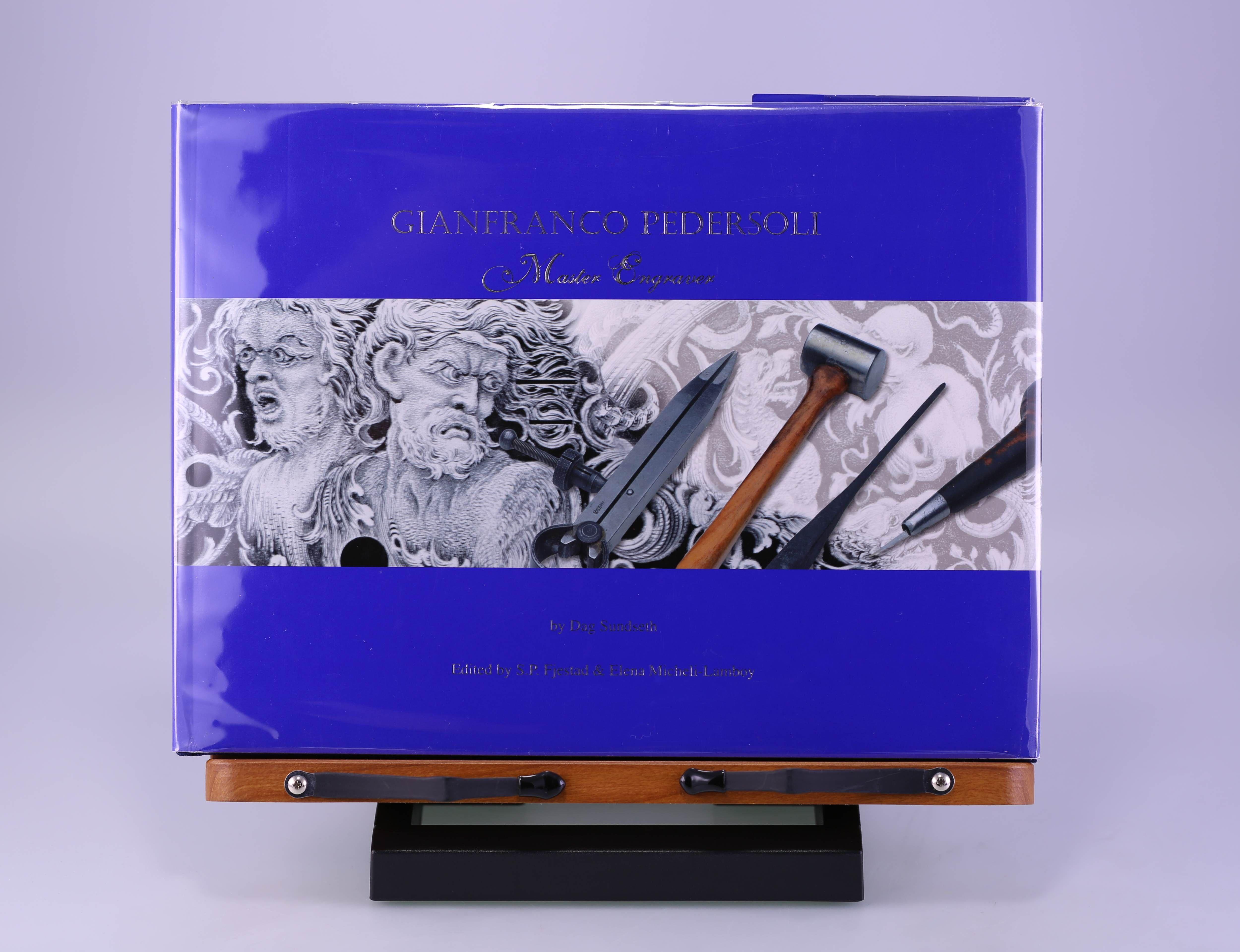 Gianfranco Pedersoli - Master Engraver by Sundseth, Dag