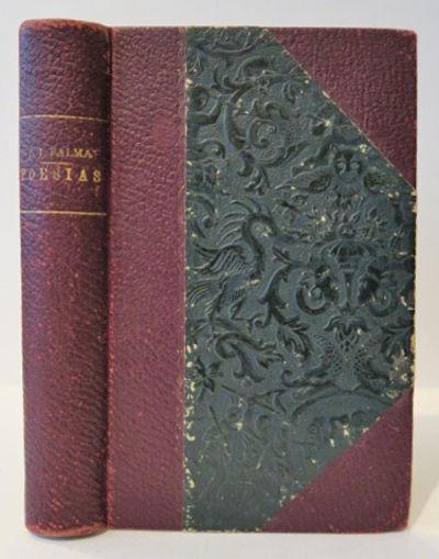 Guatemala: Impresas en la Tip. Nactional, 1900, 1900. First Guatemalan edition. There was a volume p...