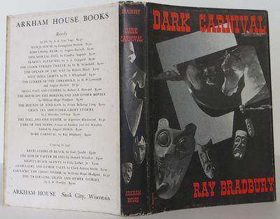 Arkham House, 1947. 1st Edition. Hardcover. Fine/Very Good. Arkham House, Sauk City, Wisconsin, 1947...