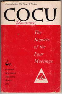 image of Consultation on Church Union: The Reports of the Four Meetings (Forward Movement Minitature Books