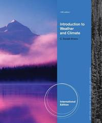 image of Meteorology Today: An Introduction to Weather, Climate and the Environment, International Edition