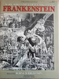 Mary Wollstonecraft Shelley's Frankenstein A Marvel Illustrated Novel