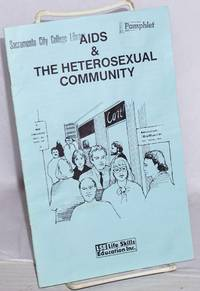 AIDS & the Heterosexual Community [pamphlet]