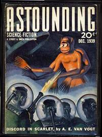 Astounding Science-Fiction December 1939