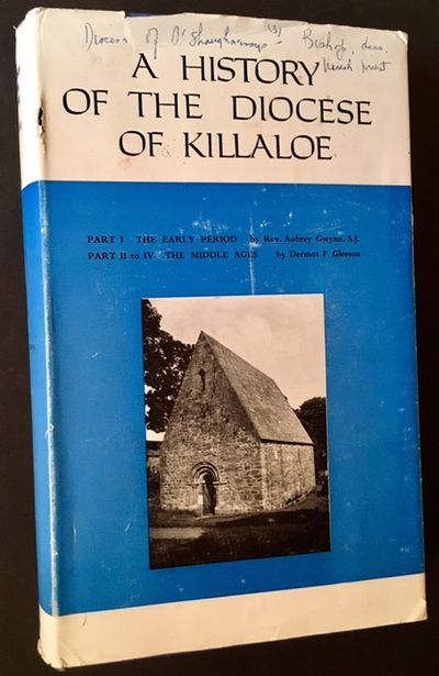 Dublin: M.H. Gill and Son Ltd, 1962. 1st. Cloth. Collectible; Very Good/Very Good. The 1961 1st edit...